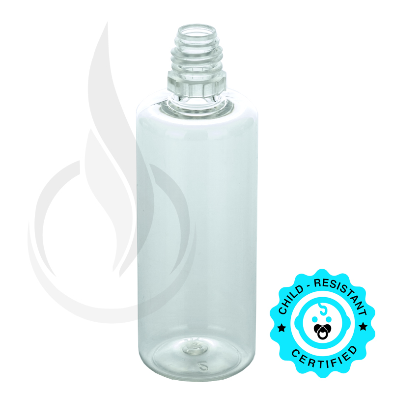60 ML PET PLASTIC BOTTLE(1000/cs)