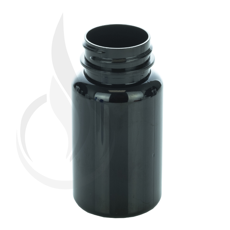 75cc Dark Amber PET Packer Bottle 33-400(750/cs)