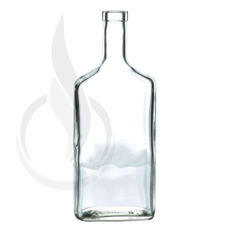 750ml Austere Whisky Bar Top Bottle