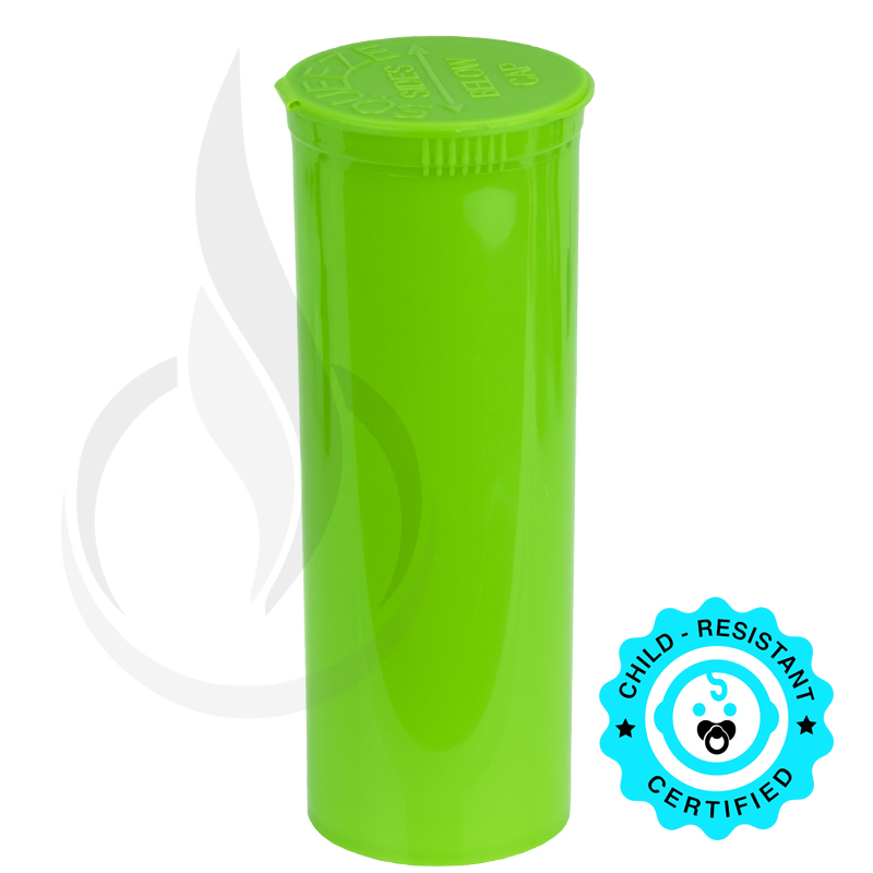 PHILIPS RX® Pop Top Bottle - Lime - 60 Dram