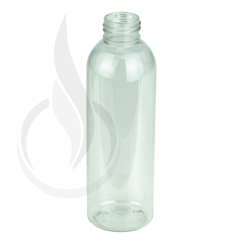 6oz Cosmo Round PET Bottle 24-410(468/cs)