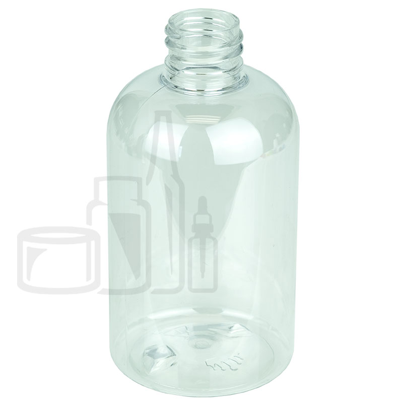 4oz Squat PET Bottle 20-410(495/cs)
