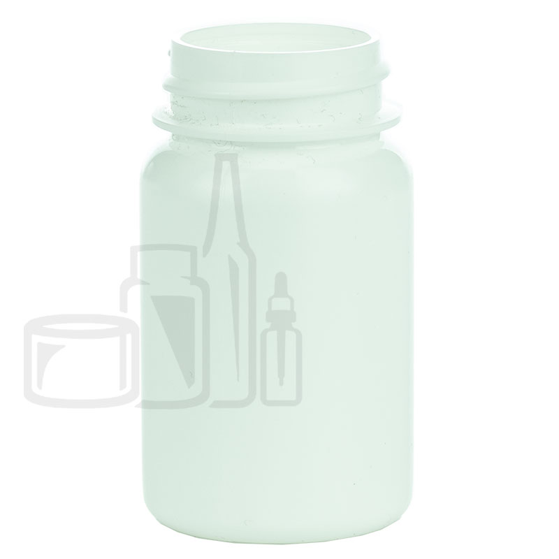 50cc White HDPE Packer Bottle 33-400(800/cs)