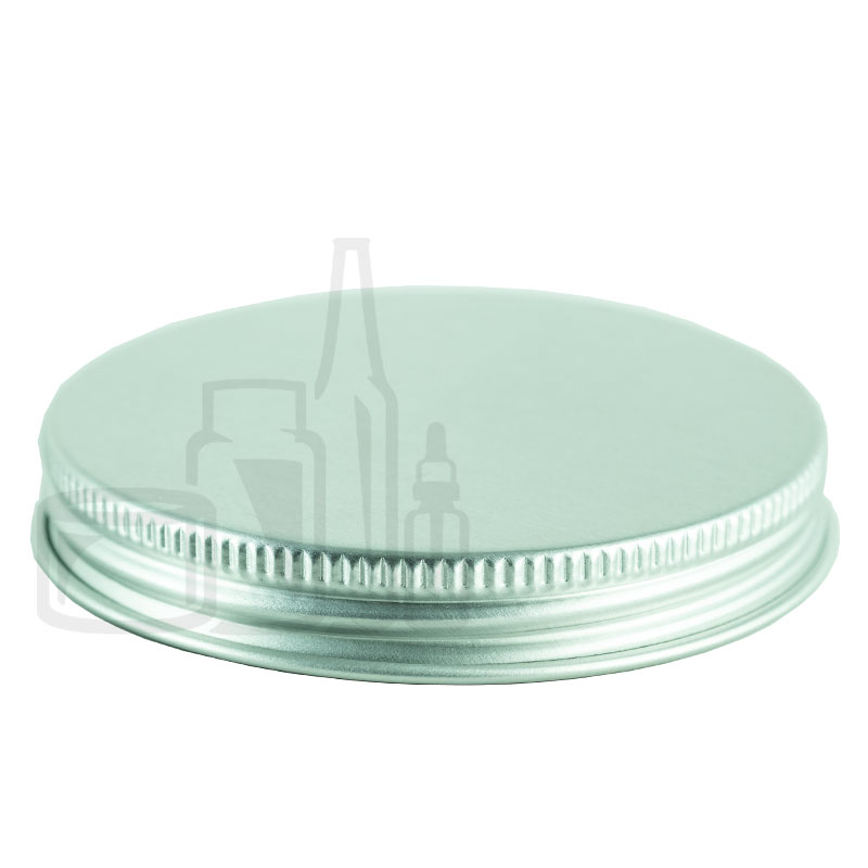 Silver Aluminum 70-400 Lid with Foam Liner(896/cs)
