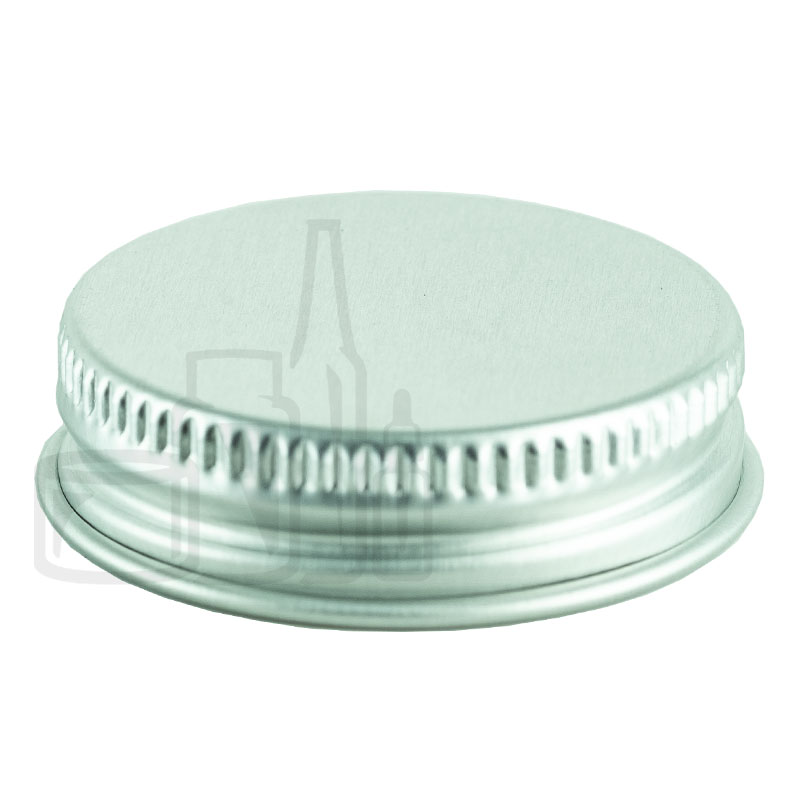 Silver Aluminum 38-400 Lid with Foam Liner(3168/cs)