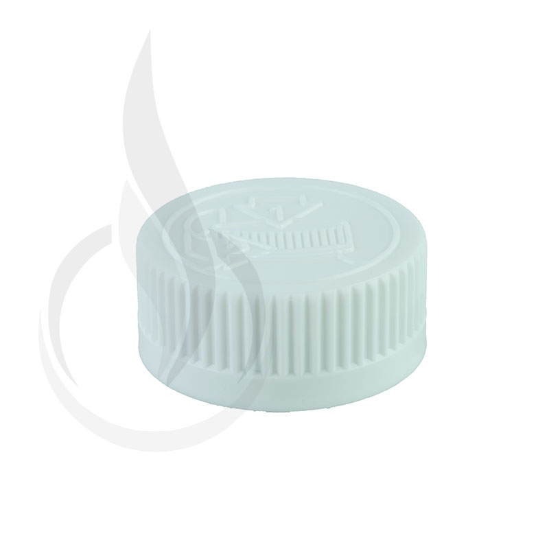 White CRC Cap 33-400 Universal HIS Liner(2000/cs)