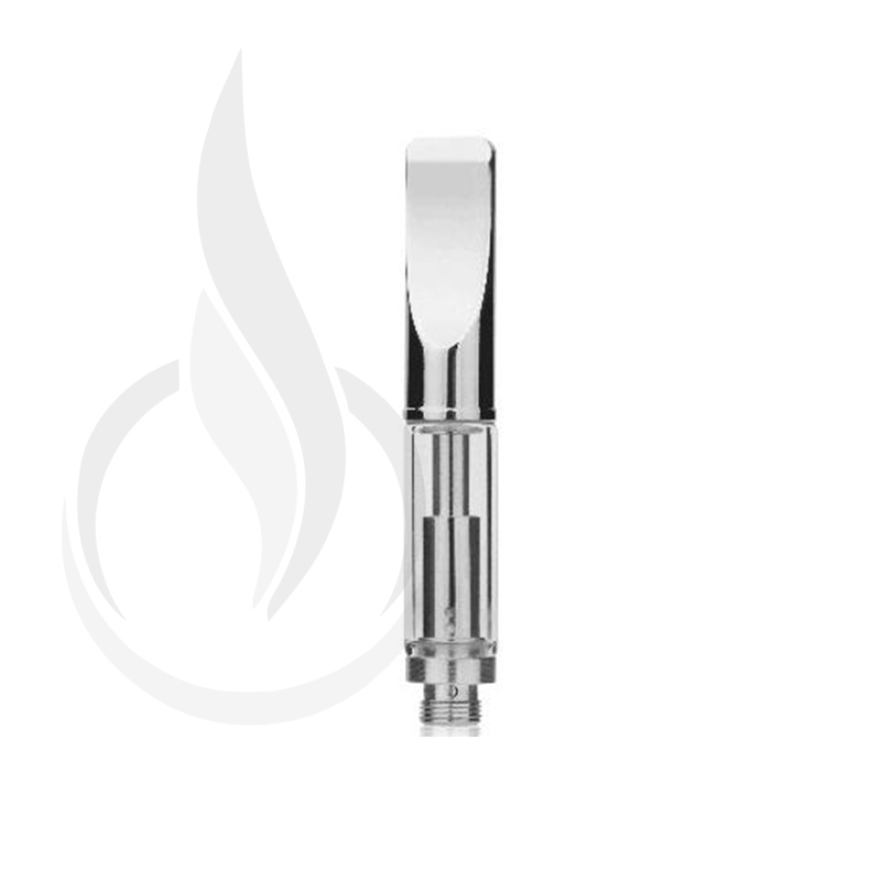 Vape Cartridge - Glass - 0.5g with 1.2mm Hole