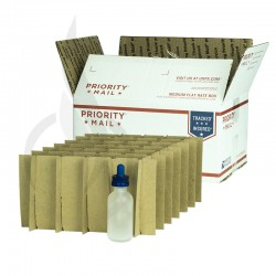 60ml Large Flat Rate Box Inserts 49 Cells