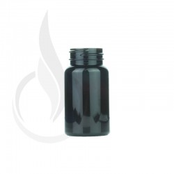 100cc Dark Amber PET Packer Bottle 38-400