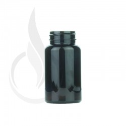 120cc Dark Amber PET Packer Bottle 38-400