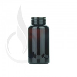 150cc Dark Amber PET Packer Bottle 38-400