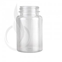 120cc Clear PET Packer Bottle 38-400