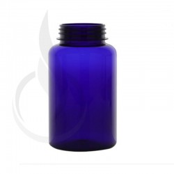 150cc Blue PET Packer Bottle 38-400
