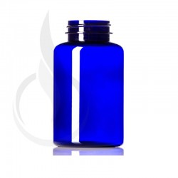 200cc Blue PET Packer Bottle 38-400
