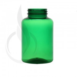 300cc Green PET Packer Bottle 45-400