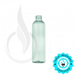 120ml Cosmo Round PET Bottle 20-410