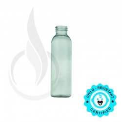 120ml Cosmo Round PET Bottle 24-410