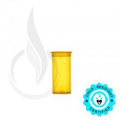 Phillips RX Pop Top Bottle - Amber - 13 Dram