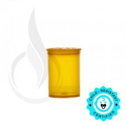 Phillips RX Pop Top Bottle - Amber - 30 Dram