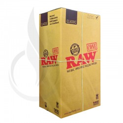 RAW Classic Bulk 98mm/20mm Cones 1400 PCS