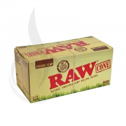RAW Organic Bulk 84mm/26mm Cones 900 PCS