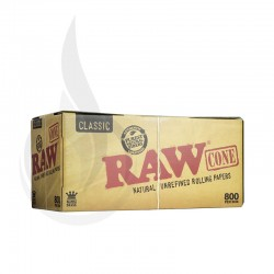 RAW Pre-Rolled Cone 800 Pieces