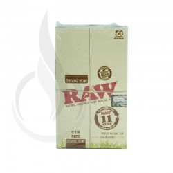 RAW *Organic Hemp* 1 1/4 Papers 24/Box