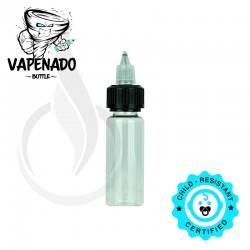 VAPENADO 50ml Bottle with Black/Clear Cap