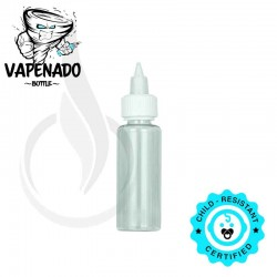 VAPENADO 60ml Bottle with White/Clear Cap