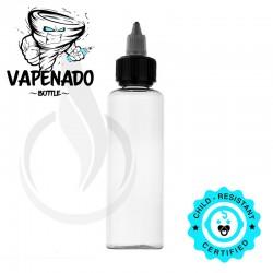 VAPENADO 100ml Bottle with Black/Clear Cap