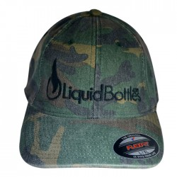 Official LiquidBottles Camo FLEXFIT Hat