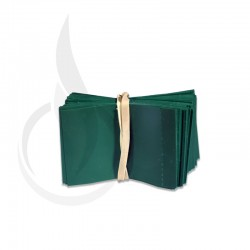 Shrink Bands Green 46x30 (Fits 30ML, 60ML, 120ML Glass Bottles)