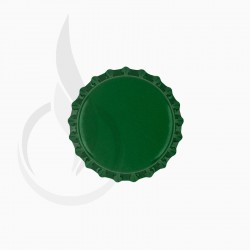 Beer Bottle Cap Green Pry-off