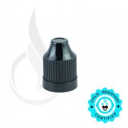 Black CRC Cap 13-415