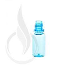 10 ML PET BLUE PLASTIC BOTTLE