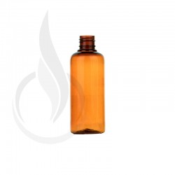 100ml AMBER PET Bottle 20-410