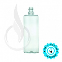 100 ML PET PLASTIC BOTTLE