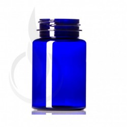 100cc Blue PET Packer Bottle 38-400